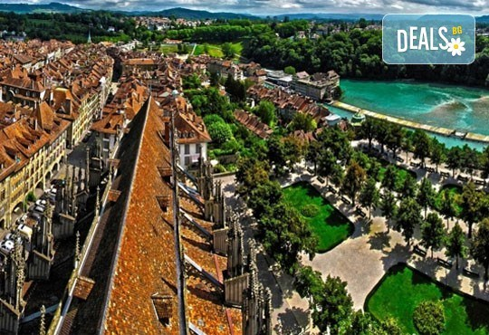 Екскурзия до Верона, Берн, Цюрих, Женева, Монтрьо и Милано, през октомври, с Караджъ Турс! 4 нощувки със закуски и транспорт - Снимка 4