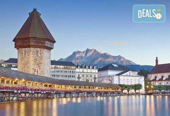 Екскурзия до Верона, Берн, Цюрих, Женева, Монтрьо и Милано, през октомври, с Караджъ Турс! 4 нощувки със закуски и транспорт - Снимка 6