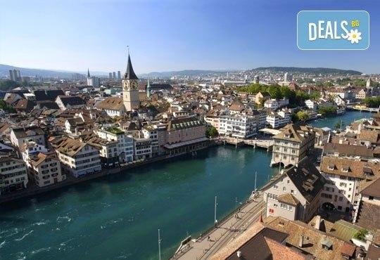 Екскурзия до Верона, Берн, Цюрих, Женева, Монтрьо и Милано, през октомври, с Караджъ Турс! 4 нощувки със закуски и транспорт - Снимка 13