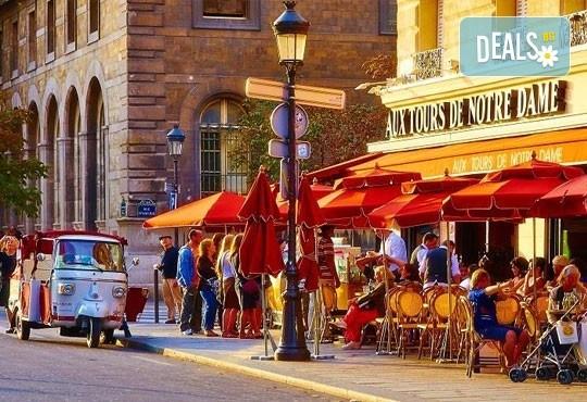 Самолетна екскурзия до Париж през септември с Дари Травел! 3 нощувки със закуски в хотел 3*, билет, трансфер и летищни такси! - Снимка 6