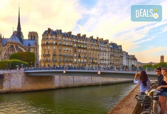 Самолетна екскурзия до Париж през септември с Дари Травел! 3 нощувки със закуски в хотел 3*, билет, трансфер и летищни такси! - Снимка 19