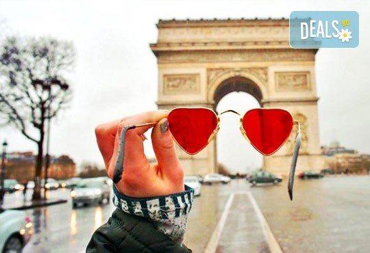 Самолетна екскурзия до Париж през септември с Дари Травел! 3 нощувки със закуски в хотел 3*, билет, трансфер и летищни такси! - Снимка 2