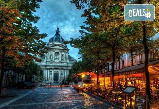 Самолетна екскурзия до Париж през септември с Дари Травел! 3 нощувки със закуски в хотел 3*, билет, трансфер и летищни такси! - Снимка 10