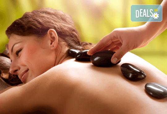 Подарете с любов! SPA масаж със златни частици и терапия с вулканични камъни в SPA център Senses Massage & Recreation - Снимка 2