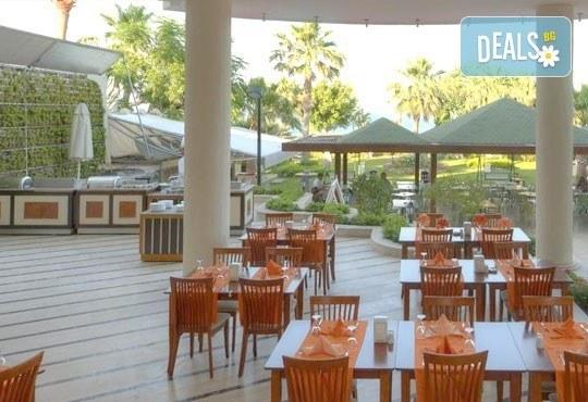 Супер почивка със самолет в Анталия! 7 нощувки, All Inclusive в хотел L`ANCORA BEACH 4*, Кемер, двупосочен билет, летищни такси и трансфери - Снимка 8