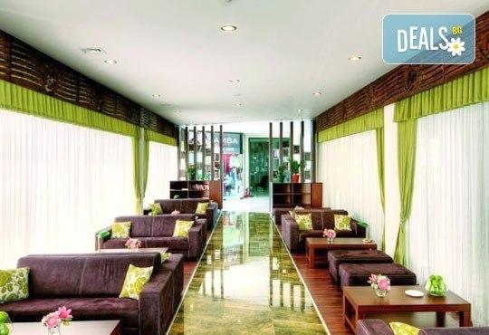 Супер почивка със самолет в Анталия! 7 нощувки, All Inclusive в хотел L`ANCORA BEACH 4*, Кемер, двупосочен билет, летищни такси и трансфери - Снимка 10