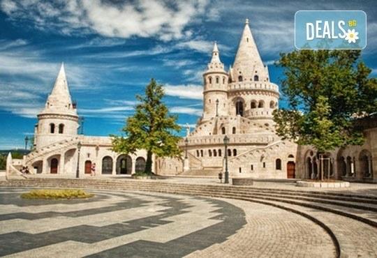 Септемврийски празници в Будапеща, с Глобус Турс! 2 нощувки със закуски в Hotel Budapest 4*, транспорт и пътни и магистрални такси - Снимка 4