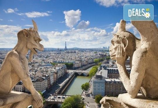 Екскурзия до Лондон и Париж със самолет и влак през Ла Манша! 5 нощувки със закуски, самолетен билет и трансфери! - Снимка 9