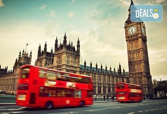 Екскурзия до Лондон и Париж със самолет и влак през Ла Манша! 5 нощувки със закуски, самолетен билет и трансфери! - Снимка 3