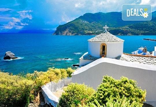 Екскурзия през октомври до островите Скиатос, Скопелос и Алонисос, Гърция! 3 нощувки със закуски, транспорт и посещение на Волос! - Снимка 3