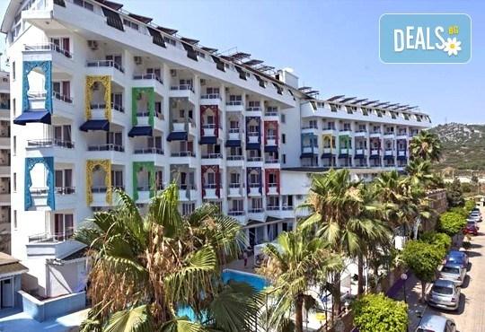 Всяка събота от 27.08 до 01.10 - страхотна почивка със самолет в Анталия! 7 нощувки, All Inclusive в хотел ANJELIQ CLUB HOTEL 4*, Алания, двупосочен билет, летищни такси и трансфери - Снимка 12