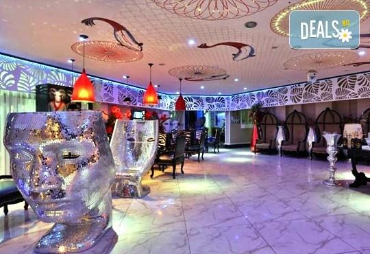 Всяка събота от 27.08 до 01.10 - страхотна почивка със самолет в Анталия! 7 нощувки, All Inclusive в хотел ANJELIQ CLUB HOTEL 4*, Алания, двупосочен билет, летищни такси и трансфери - Снимка 9
