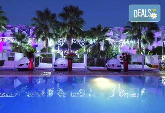 Всяка събота от 27.08 до 01.10 - страхотна почивка със самолет в Анталия! 7 нощувки, All Inclusive в хотел ANJELIQ CLUB HOTEL 4*, Алания, двупосочен билет, летищни такси и трансфери - Снимка 6