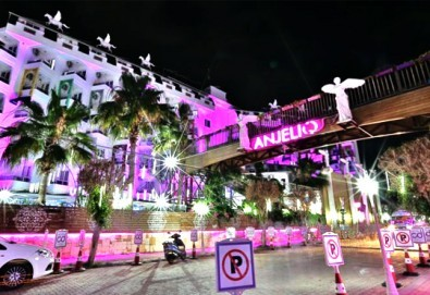 Всяка събота от 27.08 до 01.10 - страхотна почивка със самолет в Анталия! 7 нощувки, All Inclusive в хотел ANJELIQ CLUB HOTEL 4*, Алания, двупосочен билет, летищни такси и трансфери