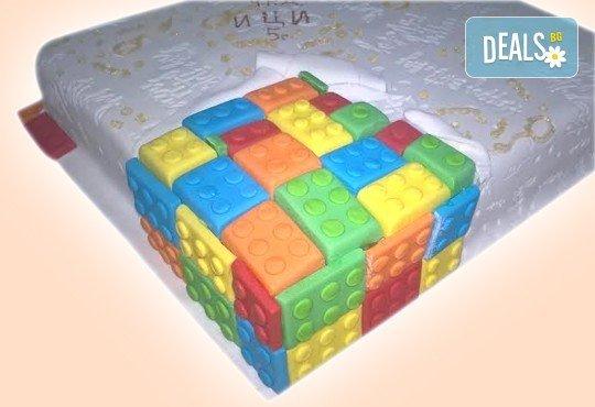 Детски празник с 3D торта STAR WARS и LEGO от Сладкарница Орхидея! - Снимка 3