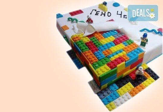 Детски празник с 3D торта STAR WARS и LEGO от Сладкарница Орхидея! - Снимка 2