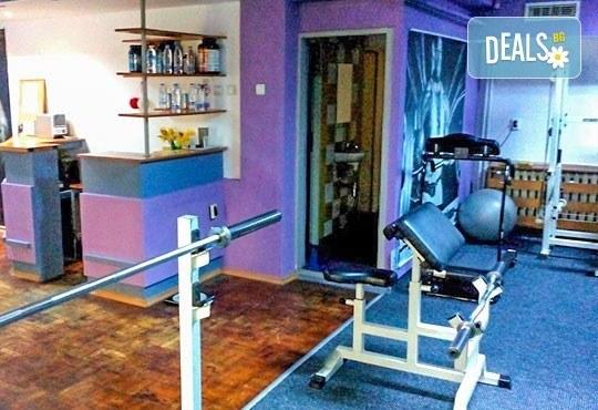 Неограничен брой тренировки с инструктор за жени и мъже в рамките на 30 дни и изготвяне на индивидуална тренировъчна програма от фитнес клуб Алпина - Снимка 5