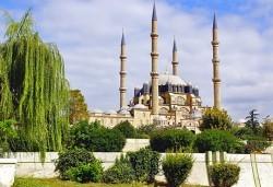 През октомври на шопинг в Одрин, Турция: транспорт и водач