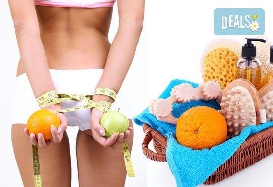 Влезте във форма! Процедура антицелулитен масаж на 2 зони или на цяло тяло в Chocolate & Beauty - Снимка 2
