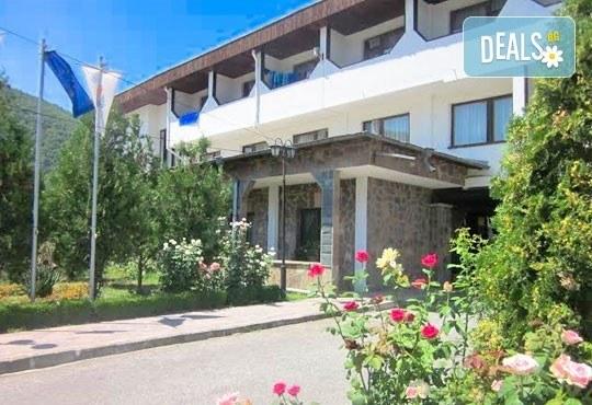 Почивка в Брацигово! 1 нощувка със закуска, обяд и вечеря и ползване на басейн в СПА хотел Виктория, цена на човек - Снимка 12