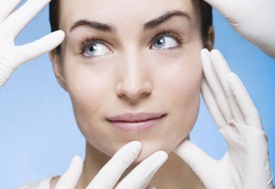 Погрижете се за кожата на лицето! Почистваща терапия на лице с два вида лечебен масаж в ADIS Beauty & SPA