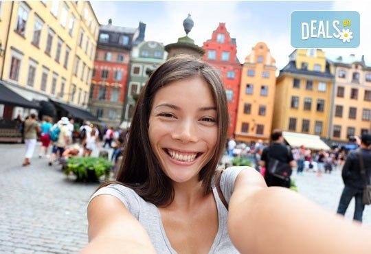 Швеция и Финландия на супер цена със самолет! 1 нощувка със закуска в Стокхолм, 2 нощувки със закуски на круизен кораб и самолетен билет от ПТМ Интернешънъл! - Снимка 1