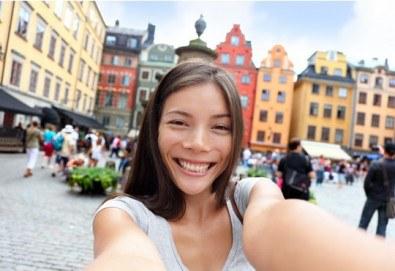 Швеция и Финландия на супер цена със самолет! 1 нощувка със закуска в Стокхолм, 2 нощувки със закуски на круизен кораб и самолетен билет от ПТМ Интернешънъл! - Снимка