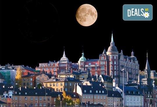 Швеция и Финландия на супер цена със самолет! 1 нощувка със закуска в Стокхолм, 2 нощувки със закуски на круизен кораб и самолетен билет от ПТМ Интернешънъл! - Снимка 3