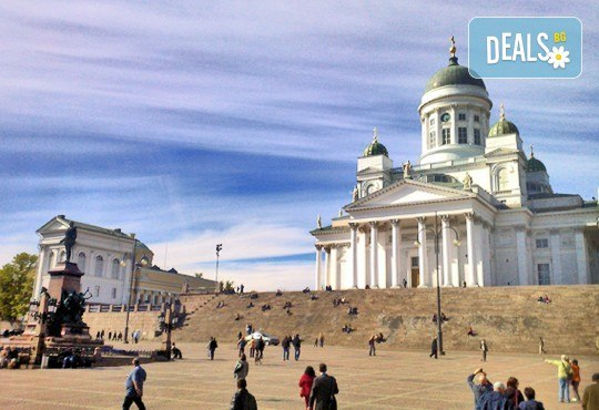 Швеция и Финландия на супер цена със самолет! 1 нощувка със закуска в Стокхолм, 2 нощувки със закуски на круизен кораб и самолетен билет от ПТМ Интернешънъл! - Снимка 5