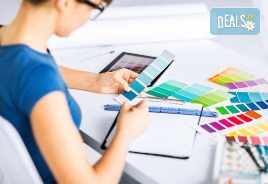 Запишете се на съботно-неделен курс по интериорен дизайн, редовна или дистанционна форма, от Ivy's Design! - Снимка 2