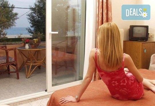 Мини почивка през септември на Олимпийската ривиера! 3 нощувки със закуски и вечери в хотел Platon Beach 2* и транспорт! - Снимка 4