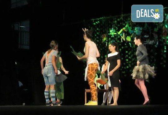 С децата на театър! Да открием сезона с Любопитното слонче на 28.09. от 19 ч.,Театър Виа Верде, Открита сцена Сълза и Смях, камерна сцена - Снимка 3