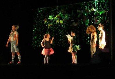 С децата на театър! Да открием сезона с Любопитното слонче на 28.09. от 19 ч.,Театър Виа Верде, Открита сцена Сълза и Смях, камерна сцена - Снимка