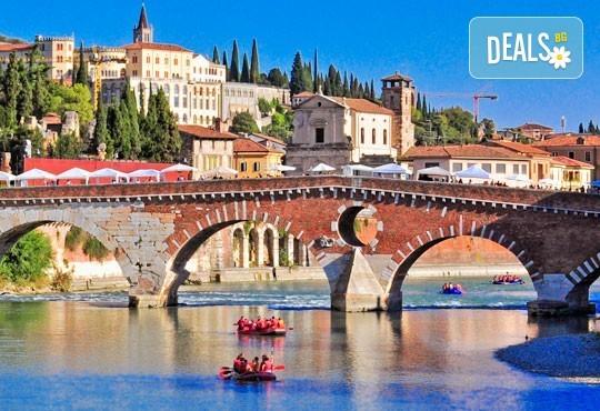 Екскурзия през септември до Загреб, Верона и Венеция! 3 нощувки със закуски, транспорт и възможност за шопинг в Милано! - Снимка 1