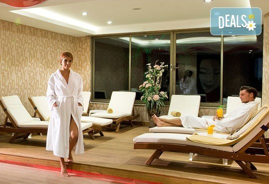 Почивка в Анталия, самолетна програма, септември - 7 нощувки на база Ultra All Inclusive в Raymar Hotel 5*, билет, летищни такси и трансфери! - Снимка 9