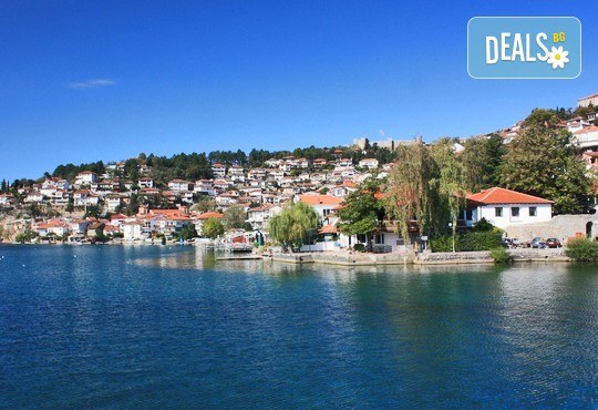 Почивка в Охрид през септември! Наем на апартамент във Вила Колевски, 5 нощувки на човек, собствен транспорт - Снимка 9