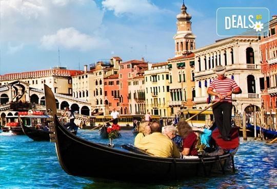 Самолетна екскурзия до Венеция на дата по избор със Z Tour! 4 нощувки със закуски в хотел 2*, билет, летищни такси и трансфер! - Снимка 1