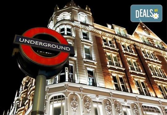 Самолетна екскурзия до Лондон, на дата по избор, със Z Tour! 3 нощувки със закуски в хотел 2*, билет, летищни такси и трансфери! - Снимка 3