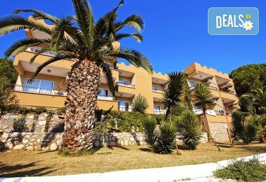 Почивка в Кушадъсъ, през септември, с Belprego Travel ! 7 нощувки All Inclusive, в хотел Pigale Beach Resort 3* и възможност за транспорт! - Снимка 1