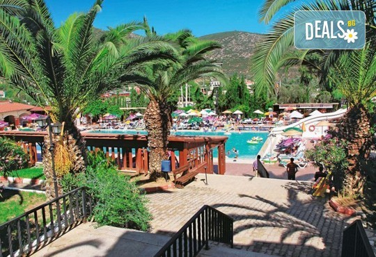 Почивка в Кушадъсъ, през септември, с Belprego Travel ! 7 нощувки All Inclusive, в хотел Pigale Beach Resort 3* и възможност за транспорт! - Снимка 4
