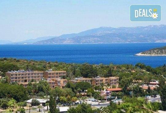 Почивка в Кушадъсъ, през септември, с Belprego Travel ! 7 нощувки All Inclusive, в хотел Pigale Beach Resort 3* и възможност за транспорт! - Снимка 5