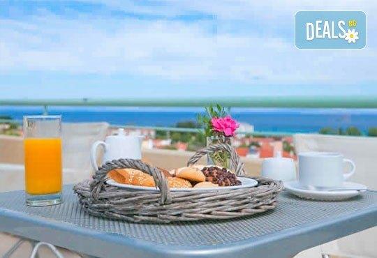 Почивка в Daphne Holiday Club 3*, Касандра, Халкидики, през септември! 5 нощувки със закуски и вечери, от Теско Груп! - Снимка 7