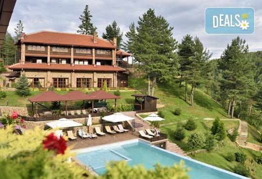 Празнична разходка до Македония през септември! 1 нощувка със закуска и вечеря в хотел Aurora Resort & SPA 5* в Берово, транспорт и програма - Снимка 11