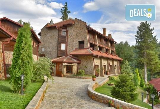 Празнична разходка до Македония през септември! 1 нощувка със закуска и вечеря в хотел Aurora Resort & SPA 5* в Берово, транспорт и програма - Снимка 12