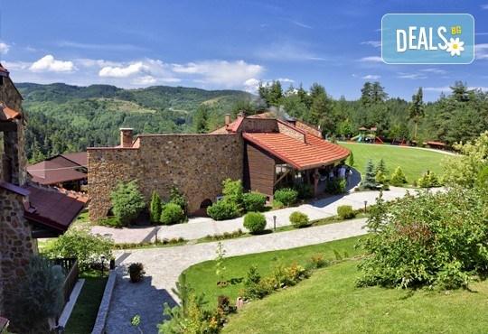 Празнична разходка до Македония през септември! 1 нощувка със закуска и вечеря в хотел Aurora Resort & SPA 5* в Берово, транспорт и програма - Снимка 14