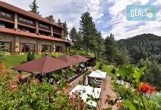 Празнична разходка до Македония през септември! 1 нощувка със закуска и вечеря в хотел Aurora Resort & SPA 5* в Берово, транспорт и програма - Снимка 2