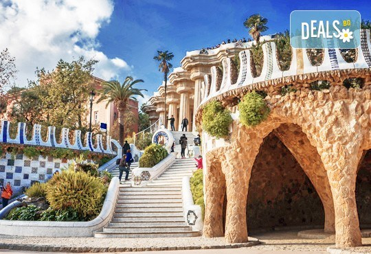 Самолетна екскурзия до Барселона през октомври или ноември със Z Tour! 3 нощувки и закуски, самолетен билет, летищни такси и трансфери! - Снимка 2