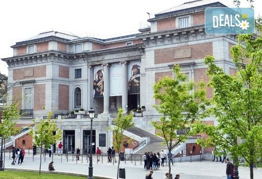 Самолетна екскурзия до Мадрид, в период по избор, със Z Tour! 3 нощувки и закуски, самолетен билет, летищни такси и трансфери! - Снимка 4