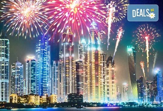 Нова година в приказно красивия Дубай, ОАЕ! 4 нощувки със закуски в 4-звезден хотел по избор, самолетен билет и панорамна обиколка! - Снимка 1