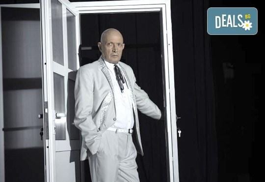 Каним Ви на предпремиера в Театър Сълза и Смях! Гледайте Посетителят, на 26.09. от 19ч, копродукция с GUY A BOTTEQUIN, билет за един - Снимка 4